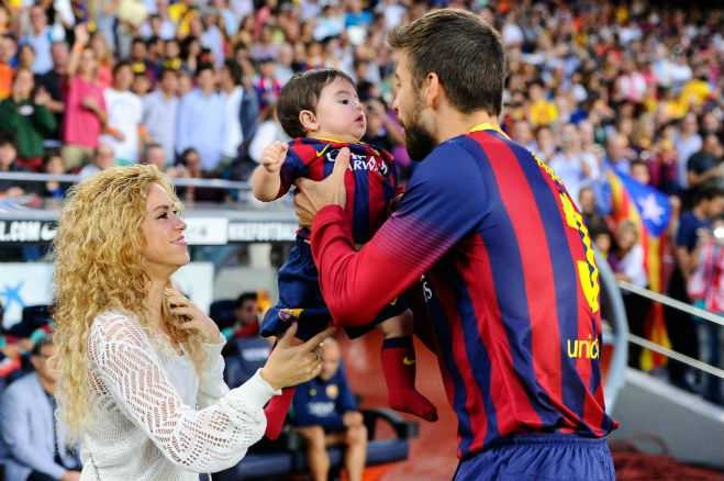 Shakira Pregnant With Second Child!