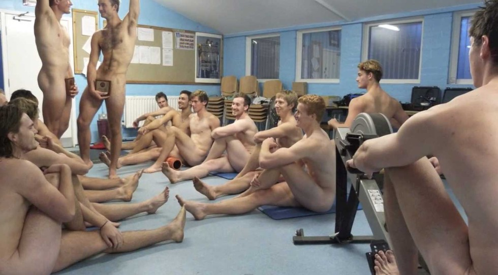 Business gets stark naked for a good cause
