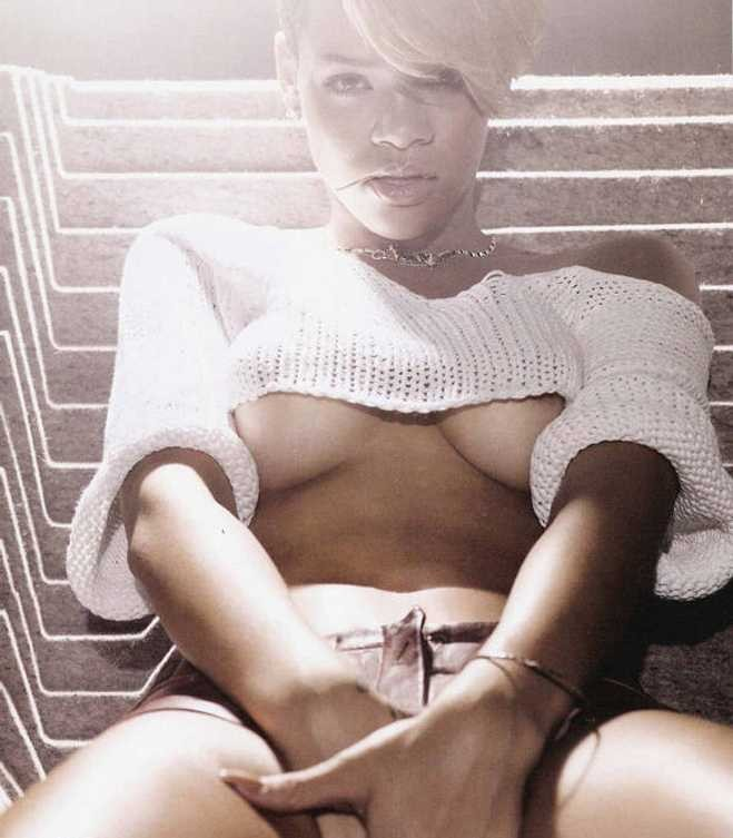 Rihanna recent nude pics