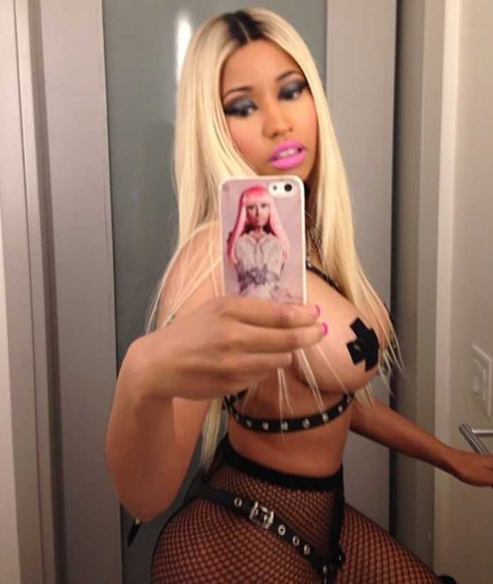 Nikki Minaj porno