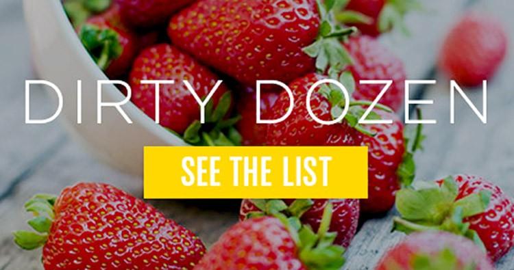 12 Fruits and Veggies You Should Always Buy Organic