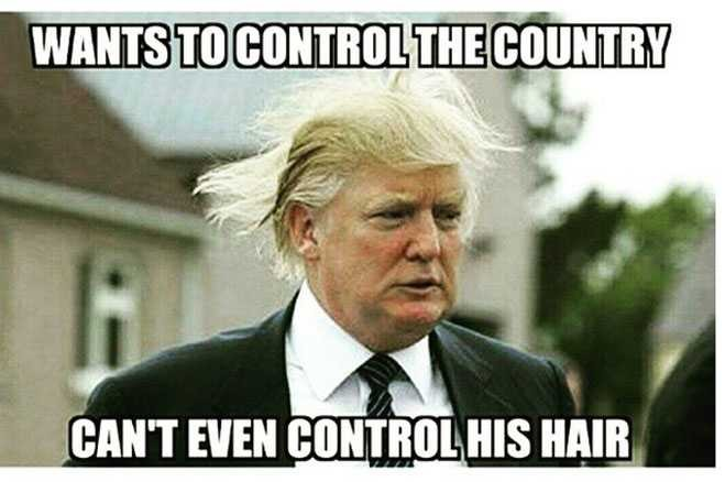 donald trump hair meme presidential heir apparent donald trump funniest hair
