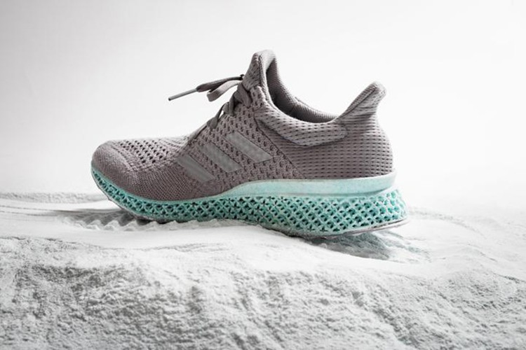 The Adidas x Parley, which hits the market later this year, will be made  from recovered ocean plastic, run through a 3-D printer to create a stylish  running ...