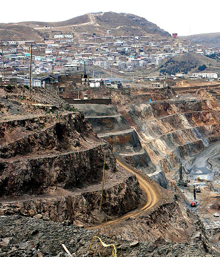multi-national mining opportunities in peru essay The pit that we visited that day is not far from puerto maldonado (pop 25,000), capital of madre de dios, a center of peru's gold mining because of its proximity to the rainforest.