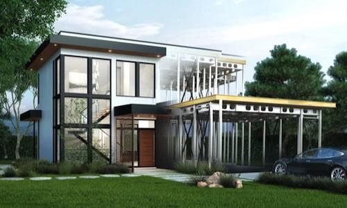 Stanford Professor's New Zero-Net Energy Home Sets the Standard for Green Living