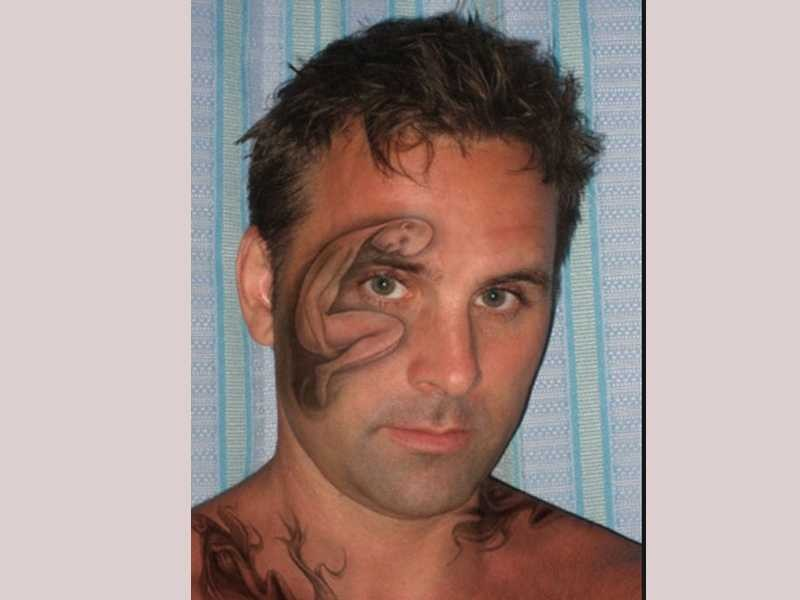 Think Before You Ink Horrendous Bad Face Tattoos Gallery Popdust