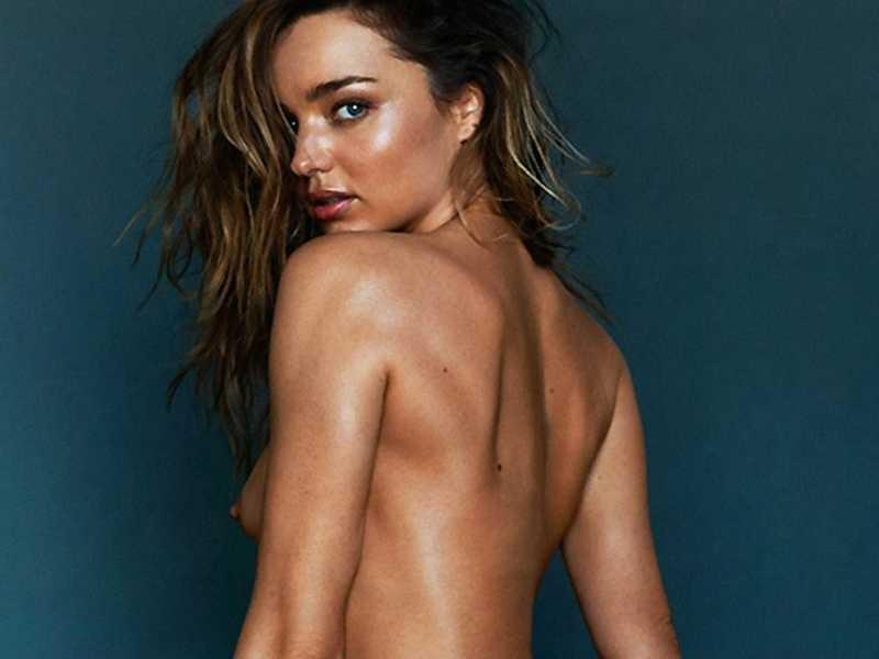 supermodel naked