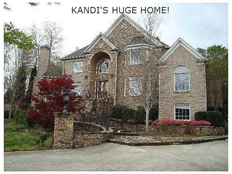 photo: house/residence of attractive 35 million earning Atlanta, Georgia-resident