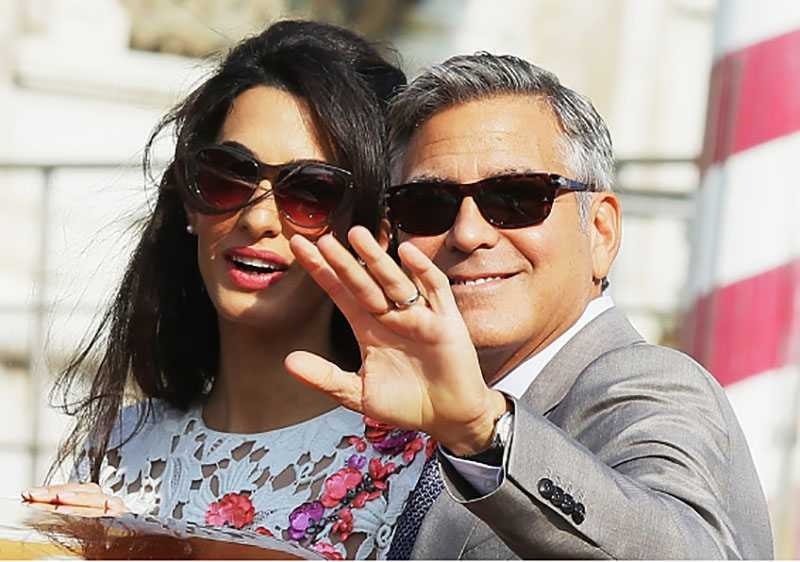 Is Amal Clooney A Monster Or Just A Wife From Hell?   Popdust