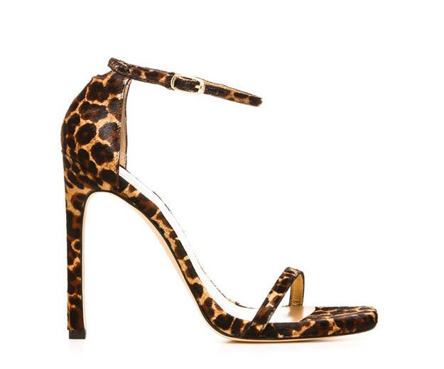 Wide Width Strappy Heels | Tsaa Heel