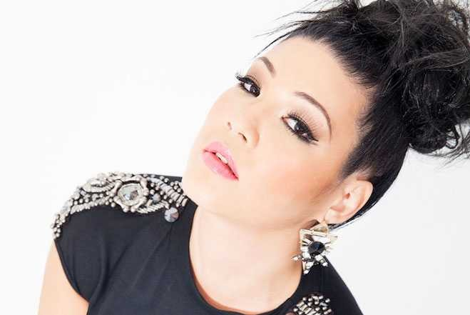 Tessanne Chin Pushes Herself Forward, Readies New Studio ...