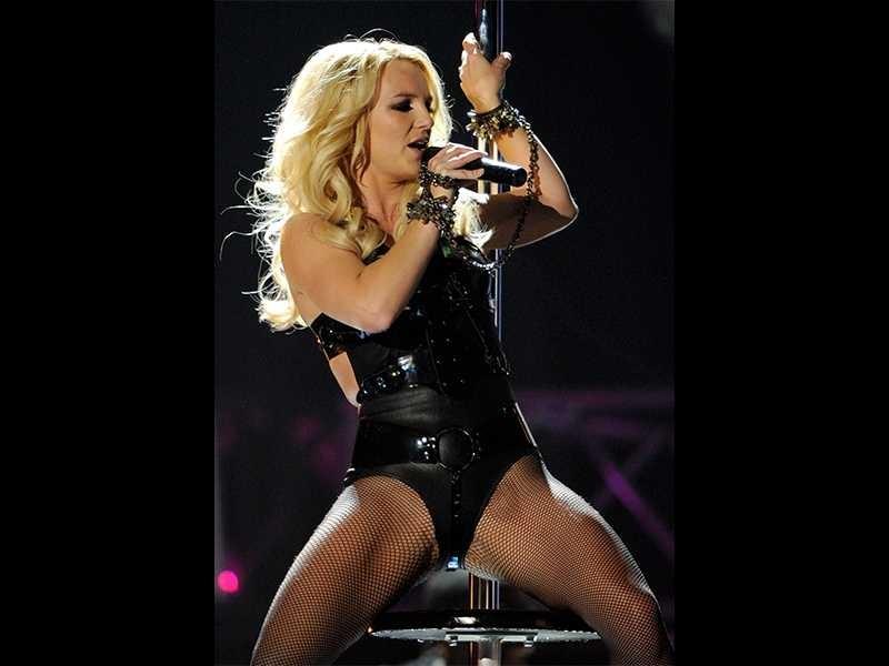 Britney spears circus porn version - 1 part 1