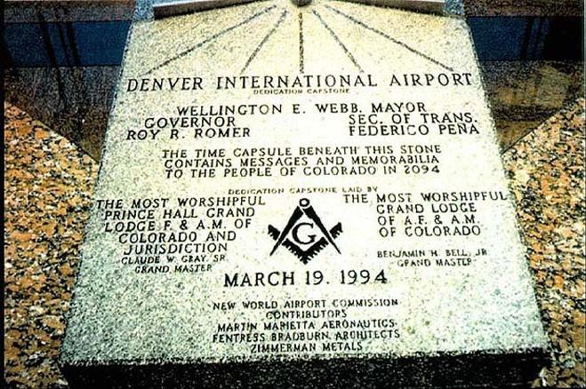 The denver international airport conspiracy share using facebook malvernweather Gallery