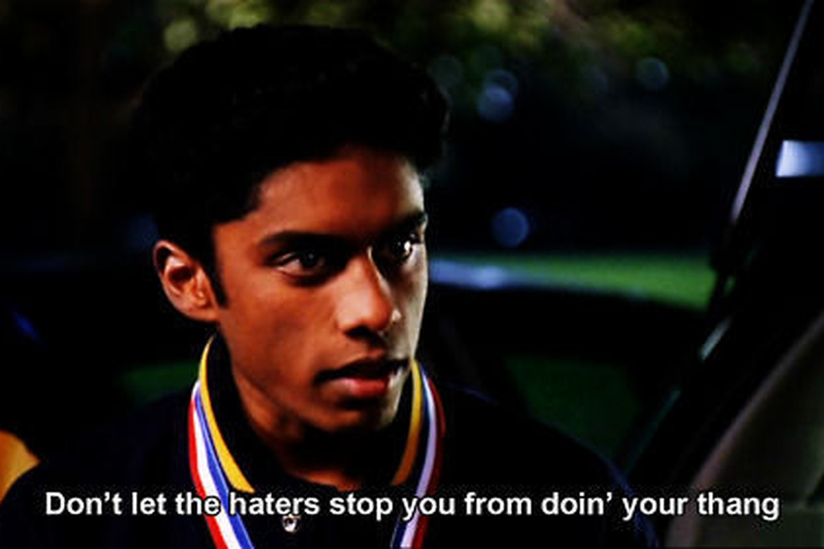 Reminder: Kevin G from Mean Girls Is Hot and a Calligraphy Artist Now