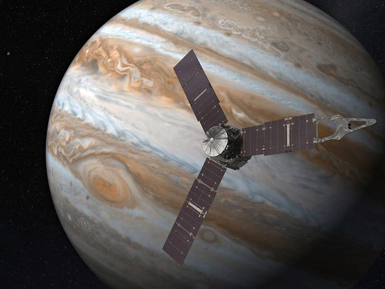 Image result for Juno spacecraft