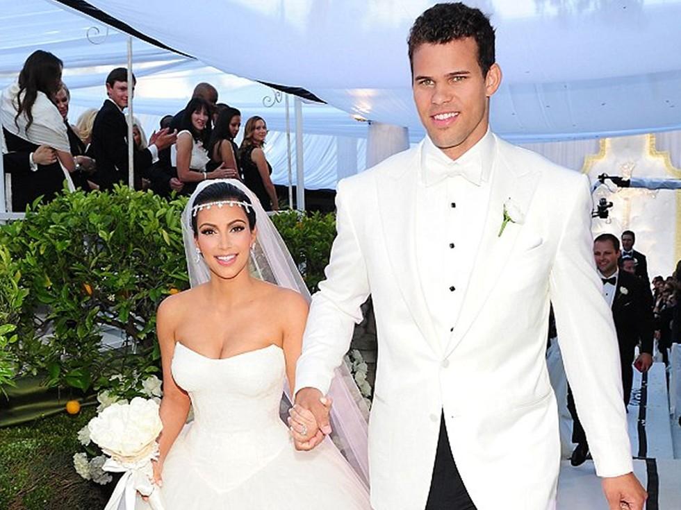 Kim Kardashian and Kris Humpries—72 days