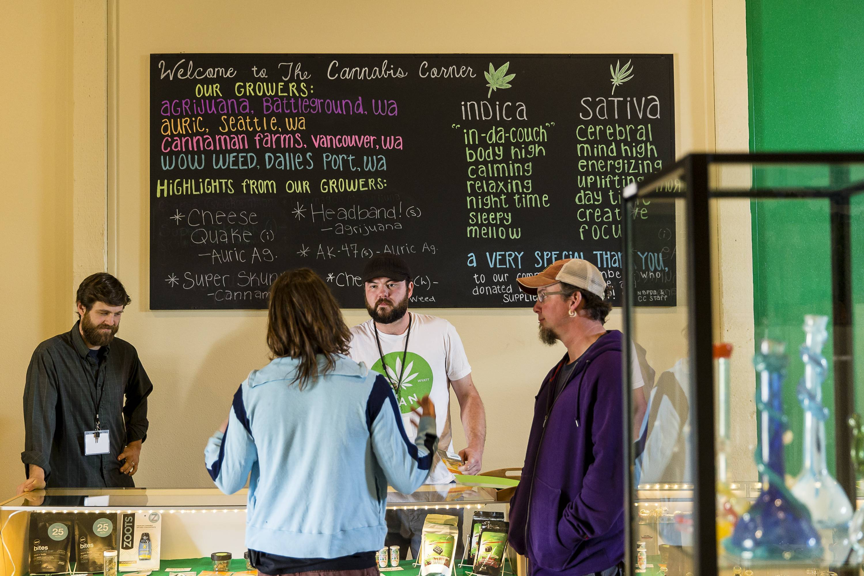 You'll Never Guess Where the Country's First Government-Owned Dispensary Is