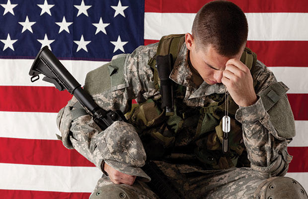 Can Medical Marijuana Help Military Veterans With PTSD?