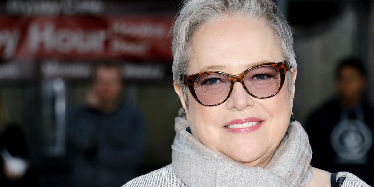 Kathy Bates to fly high in new Netflix pot comedy