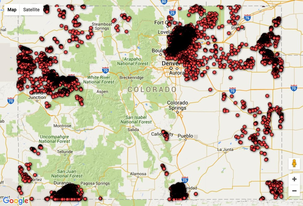 Fracking Fight Continues In Colorado Ecowatch