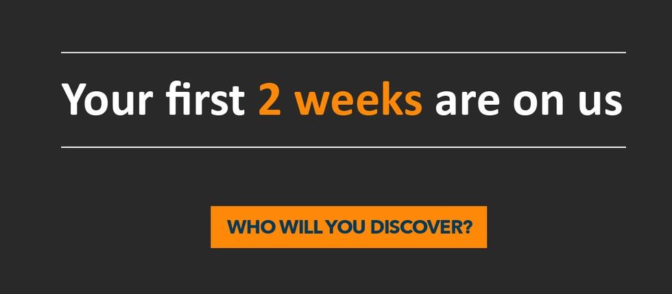 Two week trial