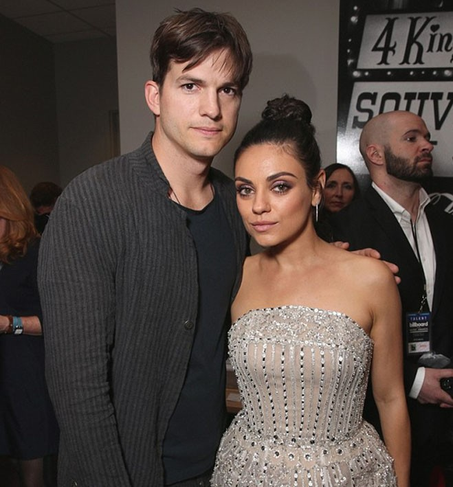 ashton kutcher mila kunis marriage facts