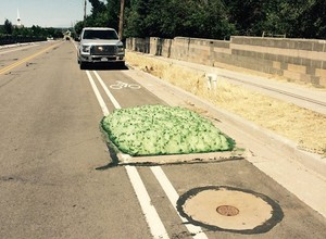 Mysterious Green Foam Spews from Utah Drain