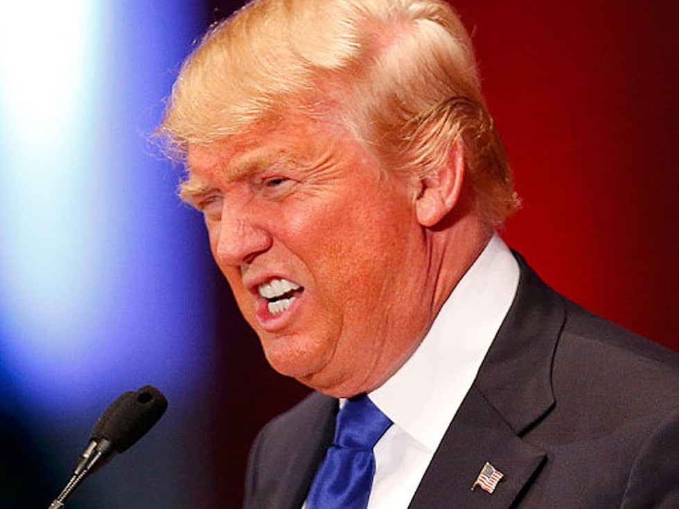 Trump The Misogynist
