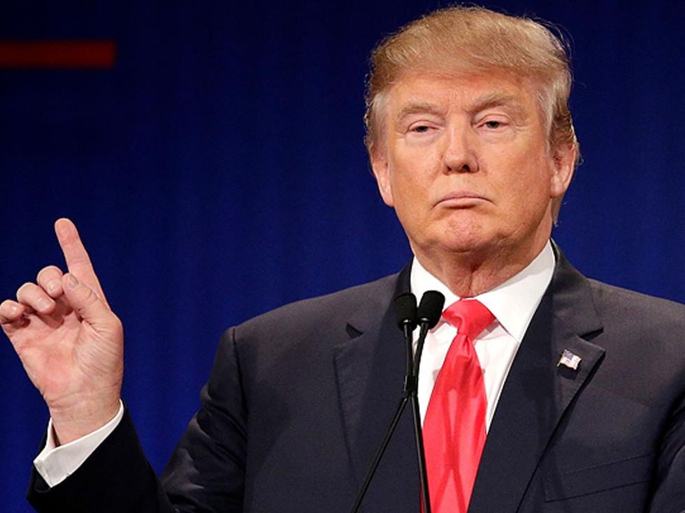 Trump The Xenophobe
