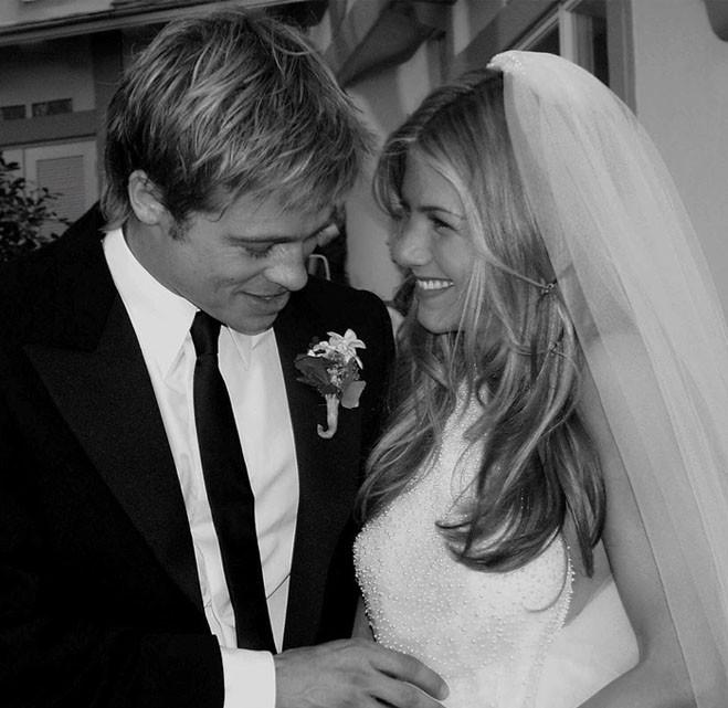 Brad Pitt Jennifer Aniston Marriage Facts