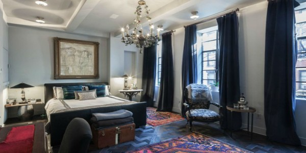 Master bedroom indeed!