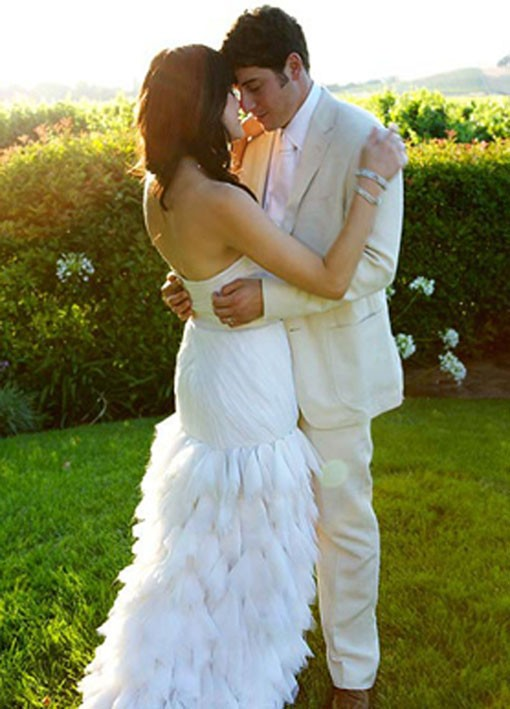 wedding wednesday 5 facts about the jason biggs and jenny mollen