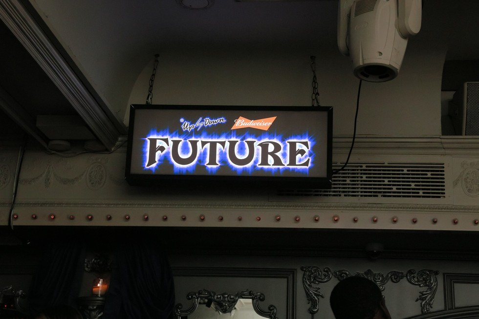 Up & Down hosts: the Official Future Afterparty