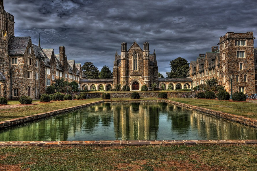 The 12 Most Beautiful College Campuses Around The World