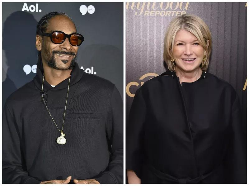 Snoop And Martha Team Up For A New Dinner Party Show