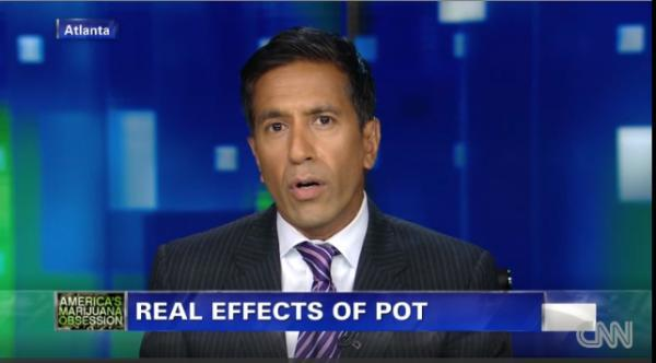 CNN's Dr. Sanjay Gupta Rips DEA For Declining to Reschedule Marijuana