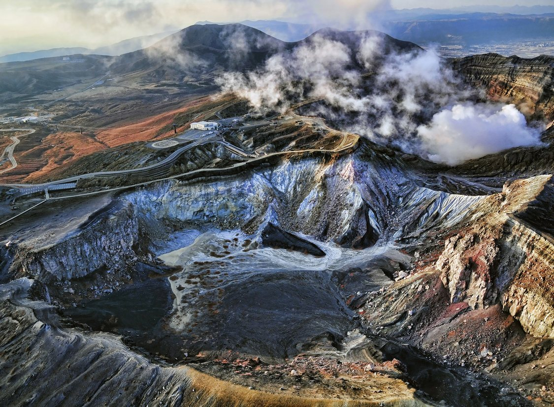 5 Of the World's Most Famous Volcanoes You Can Visit