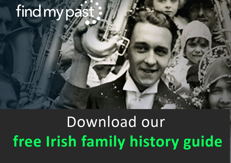 Download our free Irish family history guide