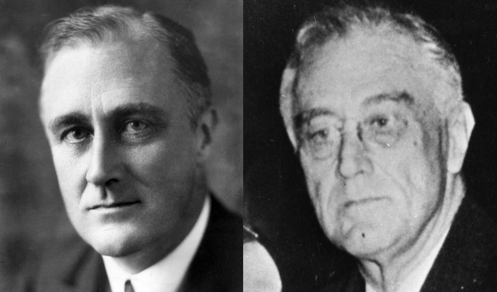 Term papers comparing roosevelt and clinton