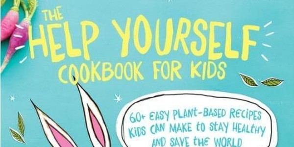 13. The Help Yourself Cookbook for Kids