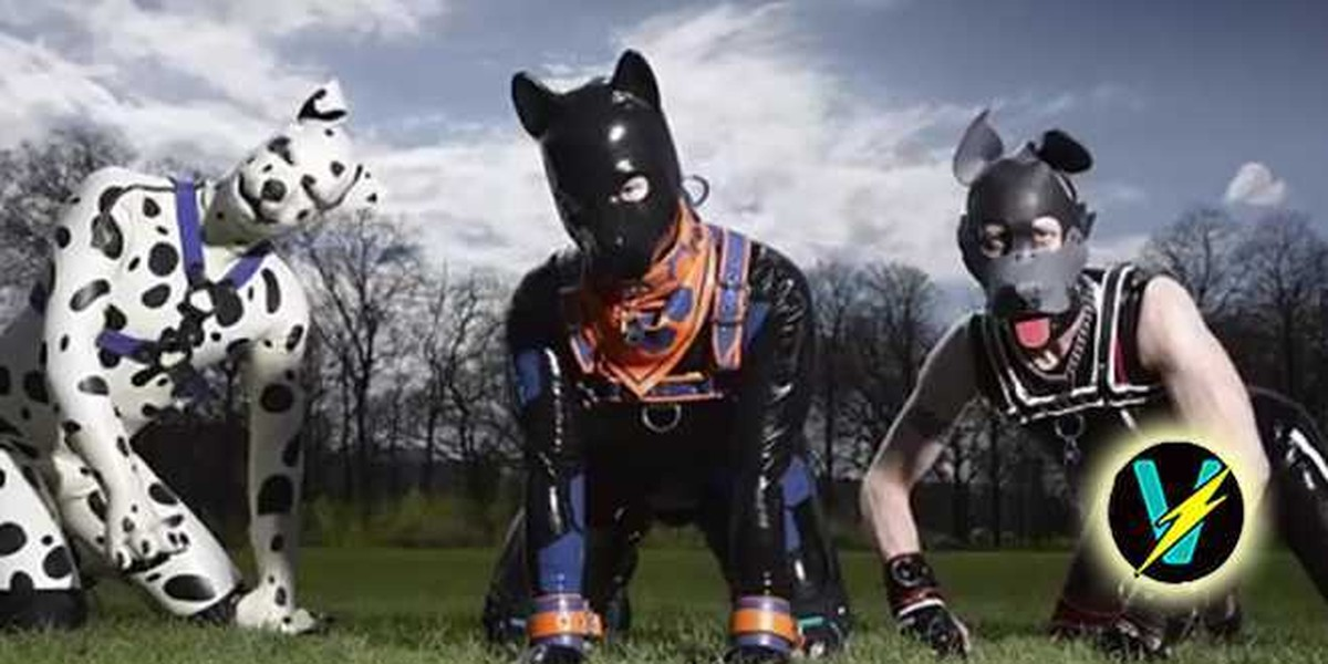 Freaky Friday—Pup Play— Bizarre BDSM Subculture Where Men Dress As Dogs