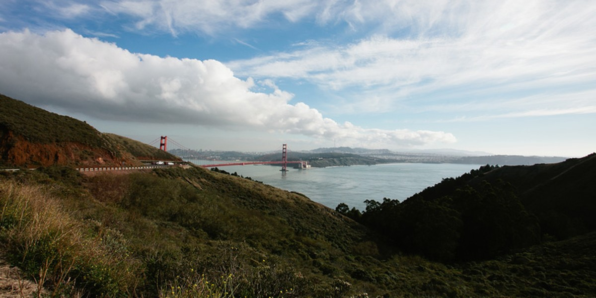 Get Outside: Marin's 10 Best Day Hikes