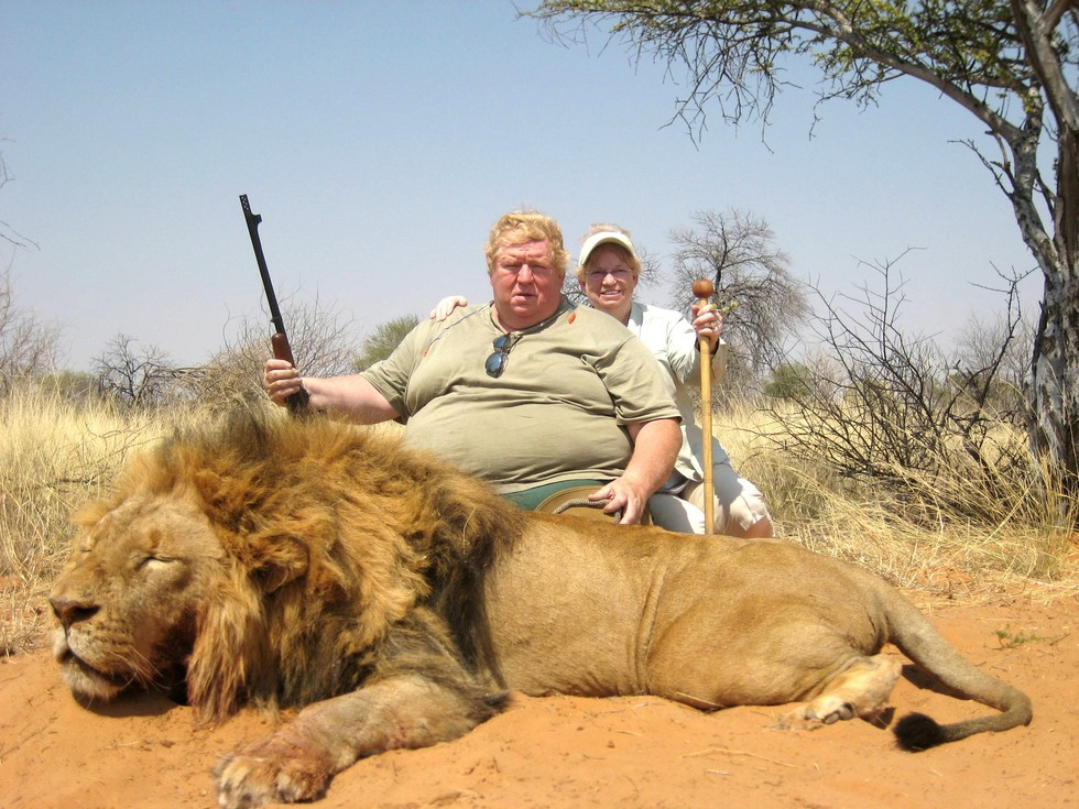 Image result for trophy hunters