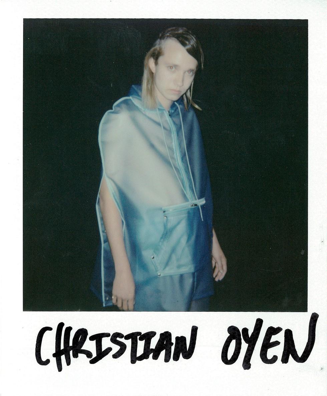 CHRISTIAN OYEN