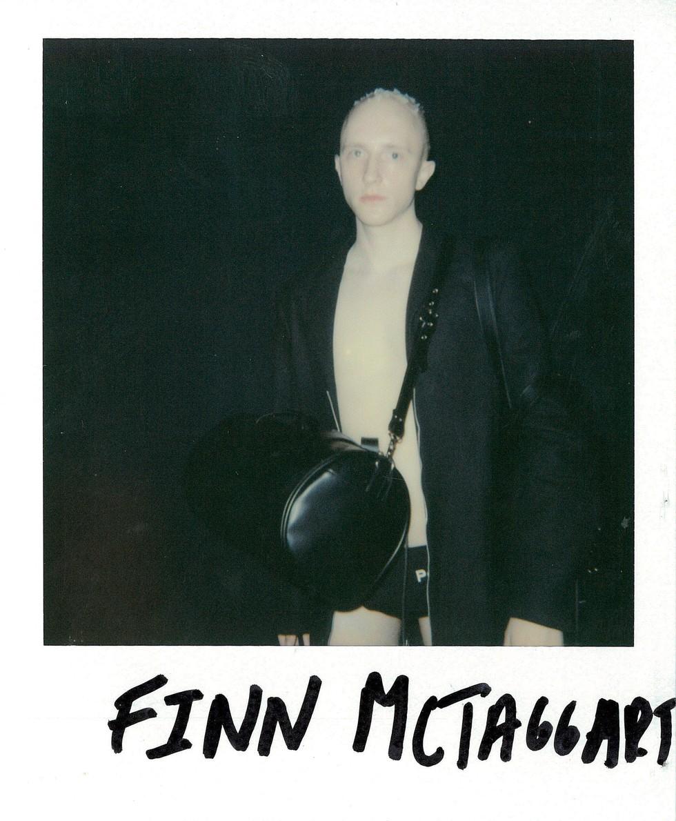 FINN MCTAGGART