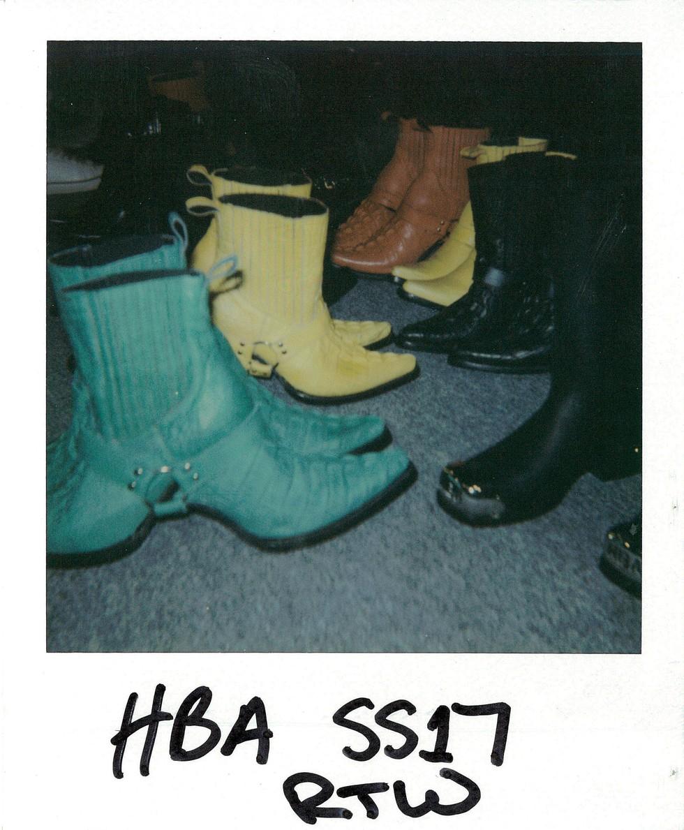 HBA SS17 RTW 2