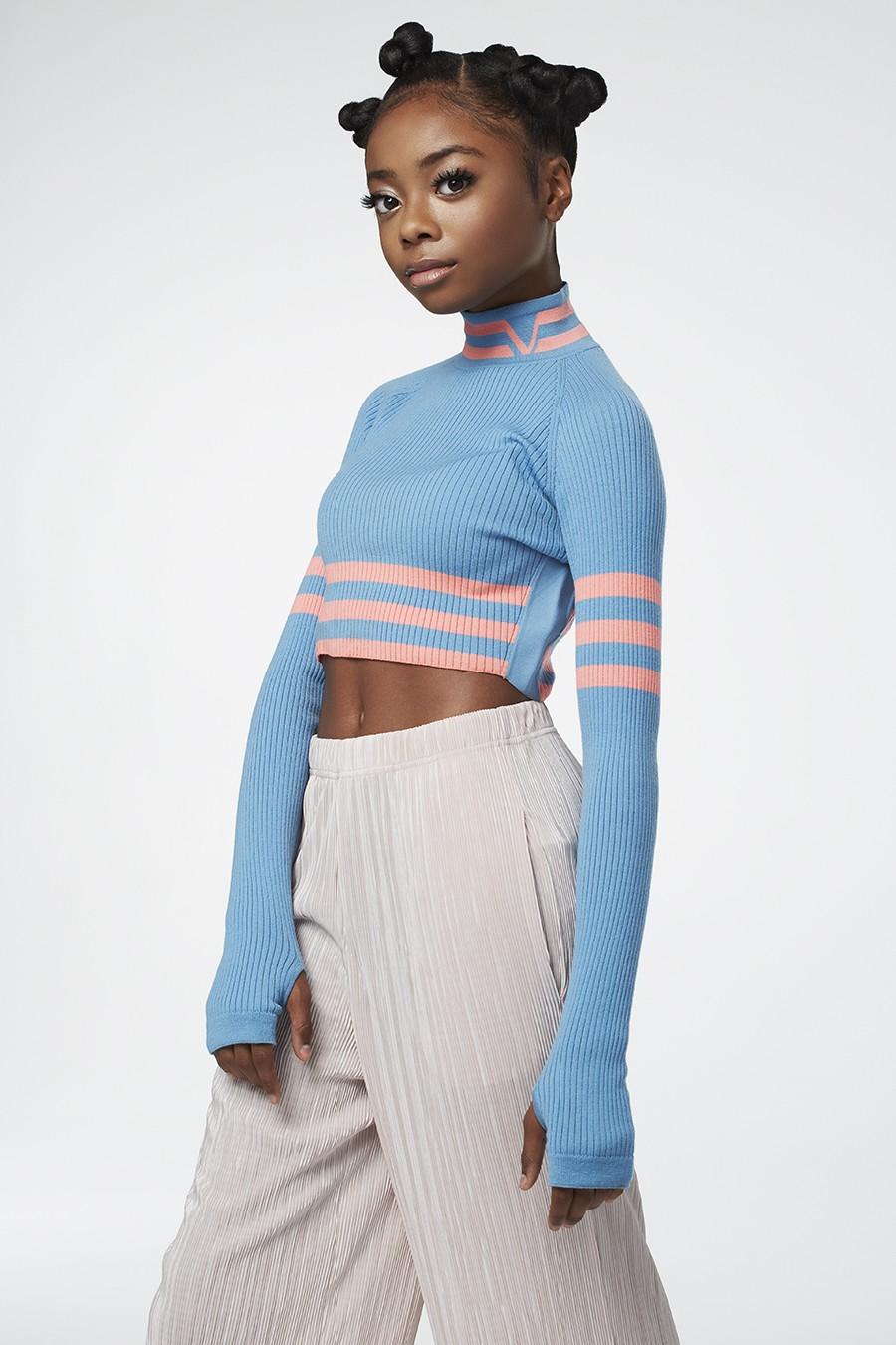 Skai Jackson Slayed Her Paper Magazine Photoshoot Amp We