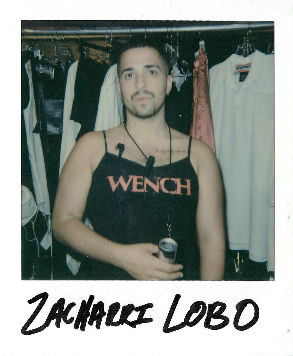 ZACH LOBO