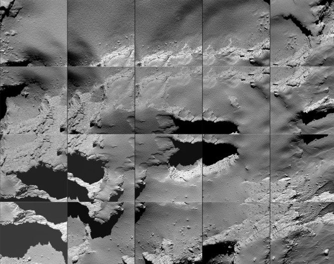 Rosetta probe takes final plunge on September 30