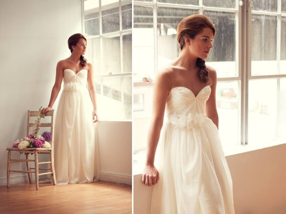 4 Fabulous Wedding Dress Designers in San Francisco - 7x7 Bay Area
